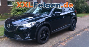 mazda cx 5 mit dbv mauritius 19 zoll felgen als g nstige. Black Bedroom Furniture Sets. Home Design Ideas